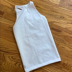 FREE PEOPLE  Racing Heart Tank M/L